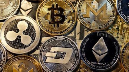 Blockchain e criptomonete
